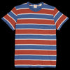 Levi's Vintage Clothing - 1960's Casuals Stripe in Dark Denim Multi