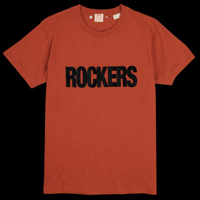 Levi's Vintage Clothing - Graphic Tee in Rockers Picante