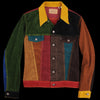 Levi's Vintage Clothing - Type III Cord Trucker in Mash-Up