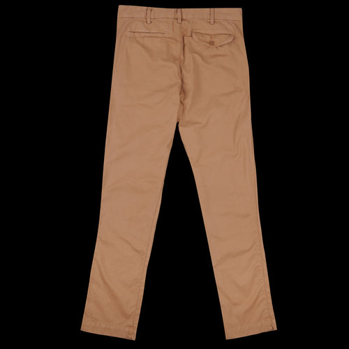 Light Twill Trouser in Squash
