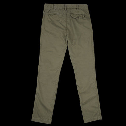 Light Twill Trouser in Olive Drab