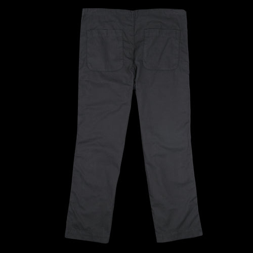 Light Twill Comfort Chino in Black