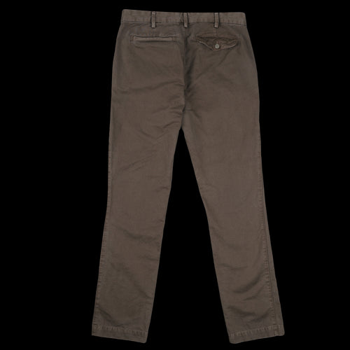 Bulldog Twill Trouser in Olive