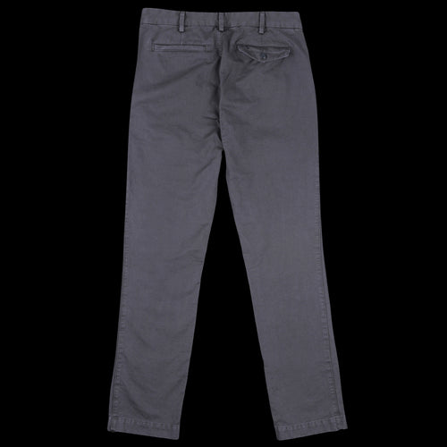 Bulldog Twill Trouser in Metal