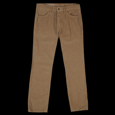 Save Khaki - Corduroy Full Jean in Tobacco