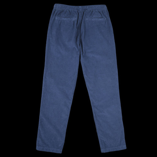 Corduroy Easy Chino in Marine