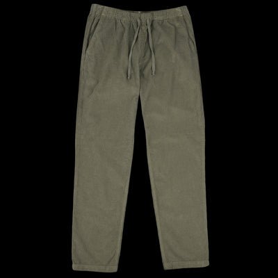 Save Khaki - Corduroy Easy Chino in Olive Drab