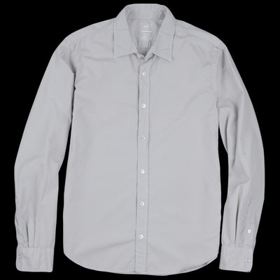 Save Khaki - Poplin Easy Shirt in Cement