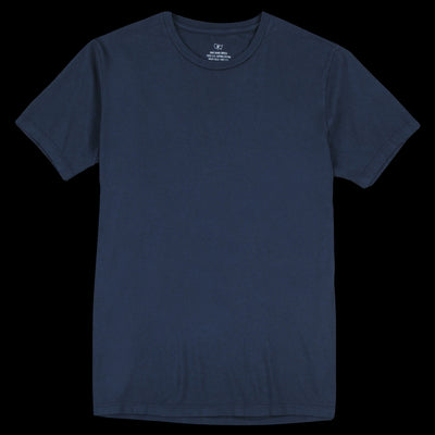 Save Khaki - Supima Crew Tee in Navy