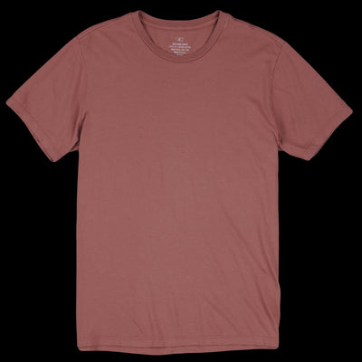 Save Khaki - Supima Crew Tee in Nutmeg