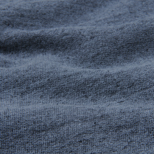 French Terry Sweatshirt in Storm Blue