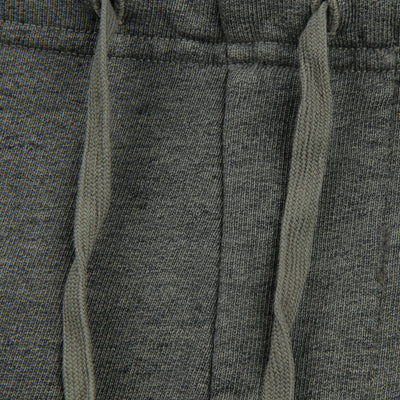 Save Khaki - French Terry Open Bottom Sweatpant in Olive Drab