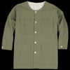Prospective Flow - Riku Field Jacket in Ranger Green