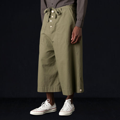 Riku Field Pant in Ranger Green