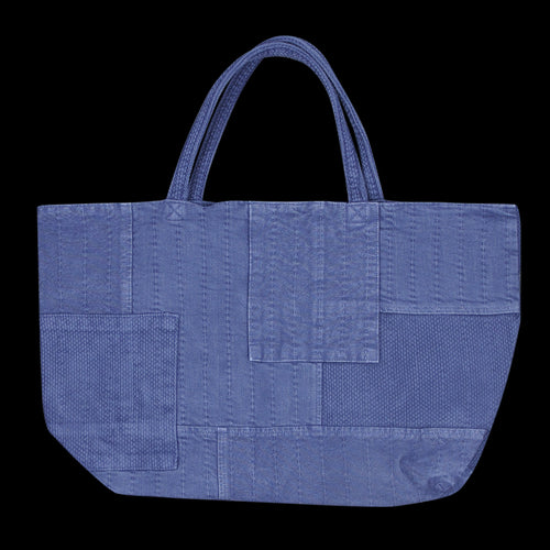 Boro Tote Bag in Navy