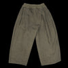 Kapital - Gauze Linen Herringbone Pencil TOMBOM Pants in Khaki