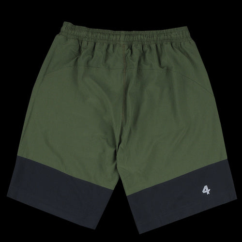 "Advance Short 9"" in Army Green"