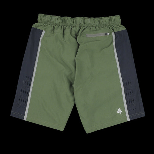 "Bolt Short 7"" in Army Green"
