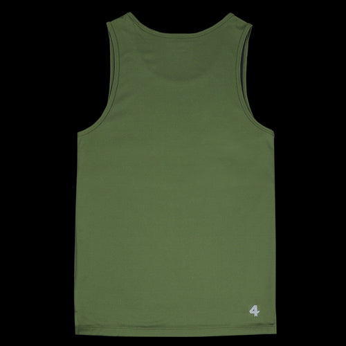 Dash Tank in Army Green