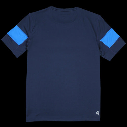Smash Tee in Navy