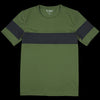 Fourlaps - Smash Tee in Army Green