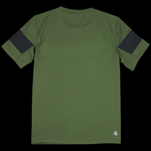 Smash Tee in Army Green