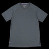 Fourlaps - Short Sleeve Level Tee in Grey