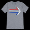 Fourlaps - Signature Tee in USA Arrow