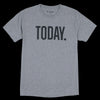 Fourlaps - Signature Tee in Today Grey