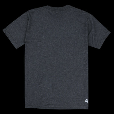 Fourlaps - Signature Tee in Today Black