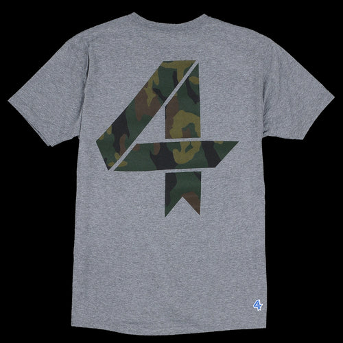 Signature Tee in Camo Four