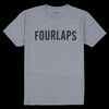 Fourlaps - Signature Tee in USA Four