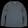 Fourlaps - Long Sleeve Level Tee in Grey