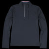 Fourlaps - Venture Half Zip in Black