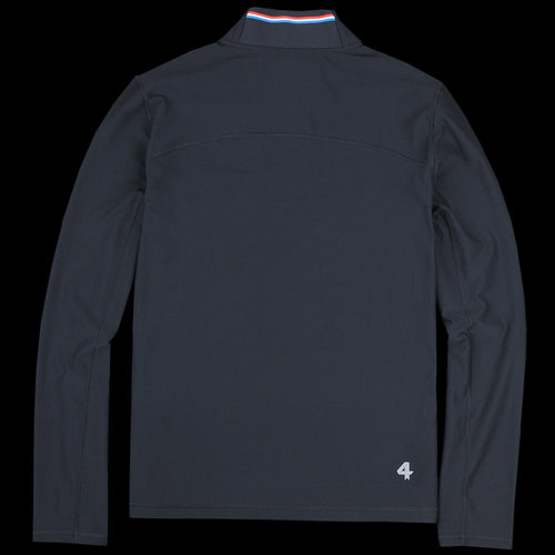 Venture Half Zip in Black