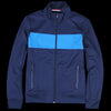 Fourlaps - Relay Track Jacket in Navy