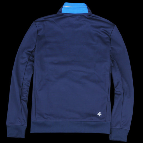 Relay Track Jacket in Navy