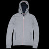 Fourlaps - Rush Hoodie in Heather Grey