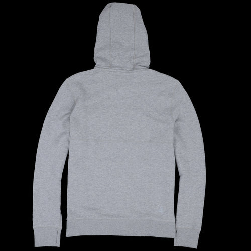 Rush Hoodie in Heather Grey