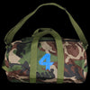 Fourlaps - Signature Duffel Bag in Camo