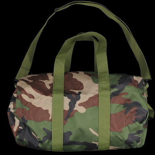 Signature Duffel Bag in Camo