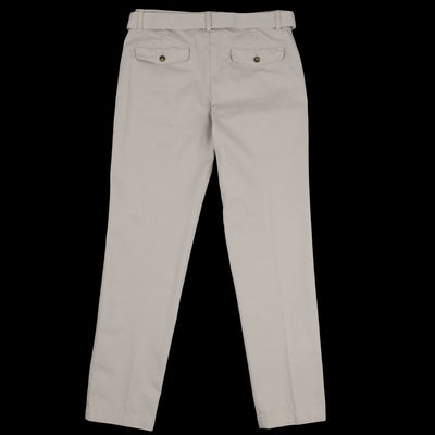 Officine Generale - Pigment Dyed Julian Pant in Heather Grey