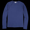 Alex Mill - Double Knit Long Sleeve Raglan Crew in Navy