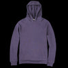 Alex Mill - Overdyed Heather Hoodie in Berry