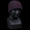 Alex Mill - Cashmere Solid Beanie in Berry