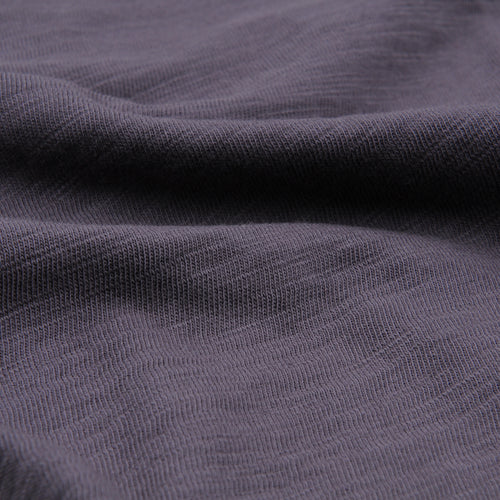 Standard Slub Cotton Tee in Berry