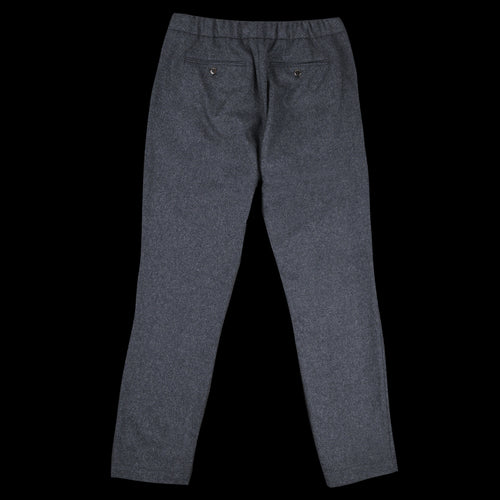Light Flannel Tanker Pant in Dark Grey