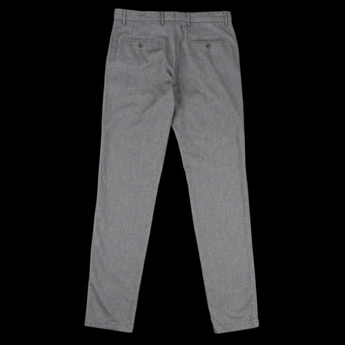 Twill Chiné Tobby Pant in Brown