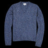 Hartford - Donegal Michelle Sweater in Navy