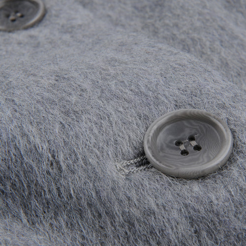 Veilleur Coat in Grey